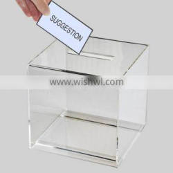 Suggestion and Collection Boxes