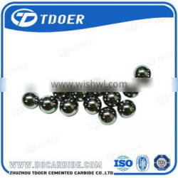 """Factory Manufacture 1/2"""" Tungsten Carbide Ball Bearings For Additional Weight"""