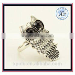 FACTORY PRICE Hot Sale High Quality Fashion Owl Ring