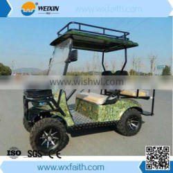 5kw Golf Car/6 Seats Golf Car with Many Colors Available for Choice