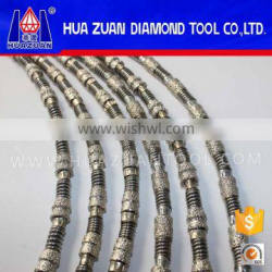 10.5mm Diamond Wire Saw for Cutting Reinforce Concrete