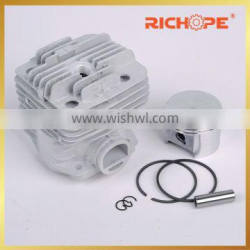TS400 cylinder piston kits for spare parts chain saw