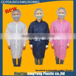 New Sales for Used Lab Coats