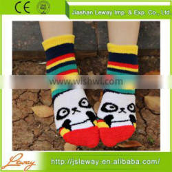 factory wholesale thick winter indoor socks for ladies