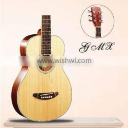 Factory production Mahogany left hand guitar kit best price