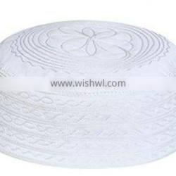 Professional embroidery muslim hats