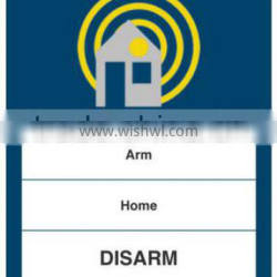 Better Than GSM Alarm System with 868 Fsk Technology