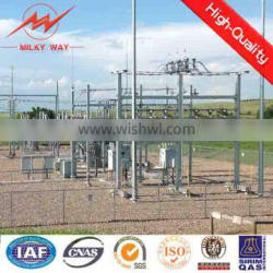 Steel structure Transformer electric substation equipment