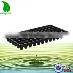 72 cell Plant Growing Tray Seeds Tray in Greenhouse germination