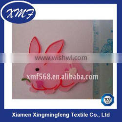 Rubber Label Trademark Clothing Llabel rubber label pvc patch