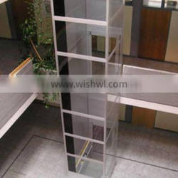 0.8-10m, 250kg lift talble for disable /barrier free lift platform /lift platform with no muscle