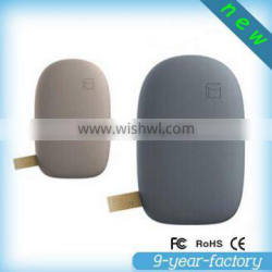 cool fashion stone power bank from chinese factory/portable power bank with latest new design