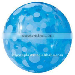 inflatable 18' water ball