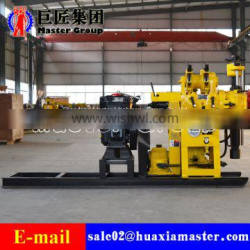 made in china HZ-130Y Hydraulic Rotary Drilling Rig core drilling rig machine for sale