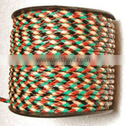 Braided Leather Bolo Cord Supplier In India