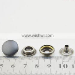 Quality best sell alibaba china nickel color snap button