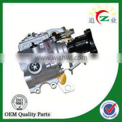 150cc reverse gear device with manual operating