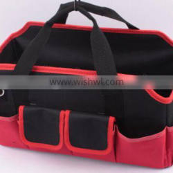 instrument bag 2015 dual-function hot sale tools bag with floding tubular handle