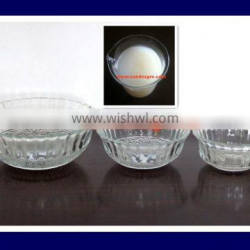 Mold release agent for glassware