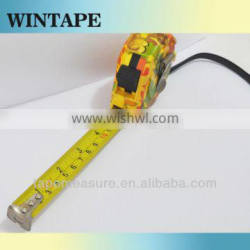 Colorful 5m steel tape measure use for measuring