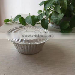 meals packing aluminium Serving Bowls With Lids