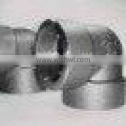 90 degree Carbon steel forged elbow