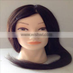 Wholesale cheap price for beauty school training mannequin head hairdresser cutting, styling