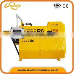 double wire 6mm 8mm 10mm 12mm automatic stirrup bending machine Price