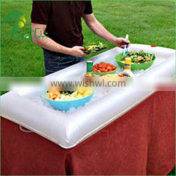 Hot Selling And Competitive Price Inflatable Salad Bar