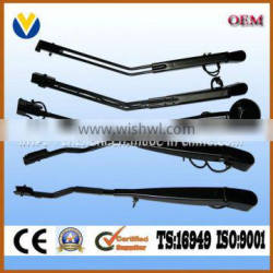 Low price high quality of Single Flat Iron Wiper arm
