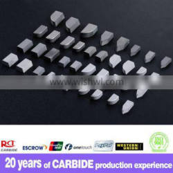 wholesale good quality tungsten carbide brazed tips