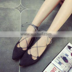 2016 Fancy slingback pointed toe sexy shoes Low Price High Quality.