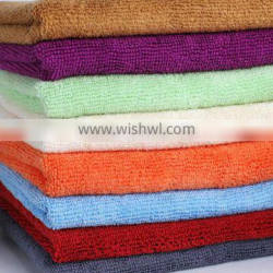 absorbent microfiber towels in hairdressing