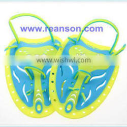 2015 Dual Color Swimming Paddle Hand Paddle for Adult and Kids