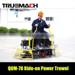 338KG Ride-on Power Trowel With Gasoline Engine