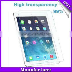 hot new products for 2015 for ipad air tempered glass screen protector from alibaba china