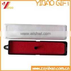 Custom clear rectangle plastic case&box for spoon