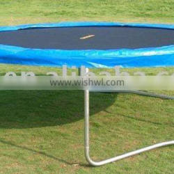 8FT Outdoor Entertaining Trampoline without safety net