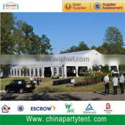 Aluminum frame cheap marquee tent for events span width 6 - 60m