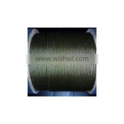Elevator Steel Wire Ropes For Passenger Lifting