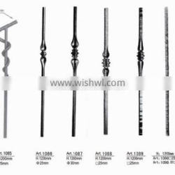 Wrought Iron Rod/Balusters For Gate/Fence/Stairs/Railing Art. 1084-1091