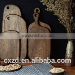 Cheap antique style wooden cutting board