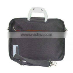 computer bag with shockpoof cushion