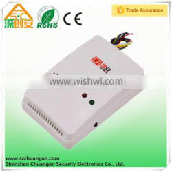 New cable wired network type Lpg Gas detector Gas alarm Hot Sale