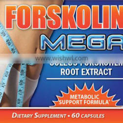 PRIVATE LABEL Weight Loss Supplement FORSKOLIN CAPSULES