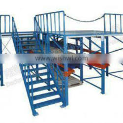 Dachang Factory 2015 Multi-levels Mezzanine Storage System/Steel Platform/Warehouse Racking with High Quality