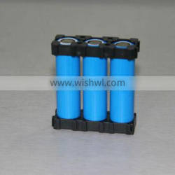 18650 1S3P Rechargebale Lithium ion Battery Pack 3.7V 6600mAh