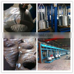 construction binding and mesh-woven galvanized wire for vineyard