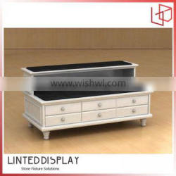 New style retail display cupboards cabinets