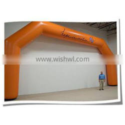 inflatable outdoor arch led light 2016 /trade show advertising inflatable arch lights
